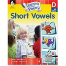 Shell K-2nd Learn Poetry Short Vowels Book Education Printed Book by Mary Jo Fresch, David L. Harrison - English