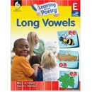 Shell K-2nd Learn Poetry Long Vowels Book Education Printed Book by Mary Jo Fresch, David L. Harrison - English