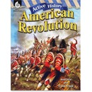 Shell Gr 4-8 American Revolution Guide Printed Book by Andi Stix, Frank Hrbek