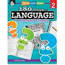 Shell Education 18 Days/Language 2nd-grade Book Education Printed Book by Christine Dugan