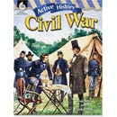 Shell Education Grade 4-8 History/Civil War Book Education Printed Book for History by Andi Stix, Frank Hrbek