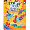 Shell Math Games Skill Base Practice Kindergarten Education Printed Book for Mathematics by Ted H. Hull, Ruth Harbin Miles, Don Balka - English