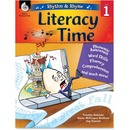 Shell Literacy Time Rhythm/Rhyme Level 1 Resource Book Education Printed Book by Timothy Rasinski, Karen McGuigan Brothers, Gay Fawcett