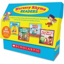 Scholastic Res. Nursery Rhyme Readers Book Collection Education Printed Book - English