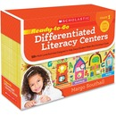 Scholastic Res. Rdy-To-Go Grade 1 Differentiated Literacy Center