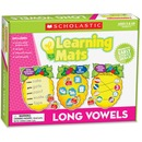 Scholastic Long Vowels Learning Mats