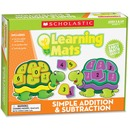 Scholastic Grade K-2 Simple Math Learning Mats