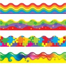 Trend Color Blast Bolder Borders Variety Pack