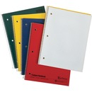 Oxford 3 - Hole Punched Wirebound Notebook - Letter
