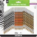 Zebra Pen Cadoozles Animal Print Mechanical Pencils