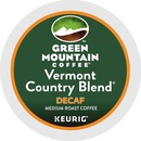 Green Mountain Coffee Roasters Vermont Country Blend Decaf