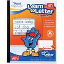 Mead Learn To Letter Writing Book Education Printed Book
