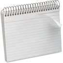 Oxford Spiral Bound Ruled Index Cards