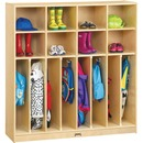 Jonti-Craft Neat-n-Trim Open Cubbie Storage Locker