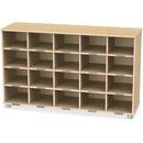 TrueModern 20-cubbie Shelf Unit