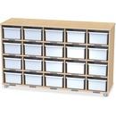TrueModern 20-Cubbie Bins Storage
