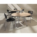 Global Alba Round Cafeteria Table