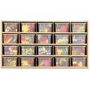 young Time Young Time 20-Tray Cubbie Storage