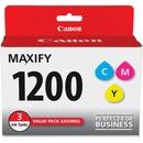 Canon PGI-1200 CMY Original Ink Cartridge