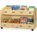 Jonti-Craft Mobile Section Book Storage Organizer