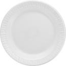 Dart Classic Laminated Foam Dinnerware Plates