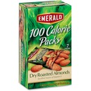 Emerald Diamond 100 Calorie Packs Dry Roasted Almonds
