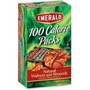 Emerald Diamond 100 Calorie Packs Natural Walnuts/Almonds