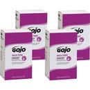 Gojo® Rich Pink Antibacterial Lotion Soap Refill