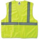 GloWear Lime Econo Breakaway Vest