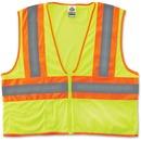 GloWear Class 2 Two-tone Lime Vest