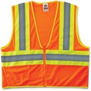 GloWear Class 2 Two-tone Orange Vest