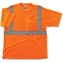 GloWear Class 2 Reflective Orange T-Shirt