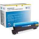 Elite Image Remanufactured Toner Cartridge - Alternative for Kyocera (TK562C)