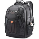 "Samsonite Tectonic 2 Carrying Case (Backpack) 17"" Notebook - Black, Orange"