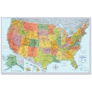 Rand McNally Advantus U.S. Wall Map