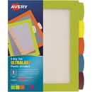 Avery&reg Big Tab Ultralast Plastic Dividers