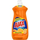 AJAX Ultra Triple Action Liquid Dish Soap