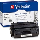 Verbatim Remanufactured Laser Toner Cartridge alternative for HP CF280X