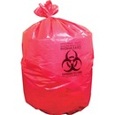 Heritage 1.3 mil Red Biohazard Can Liners