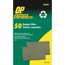 OP Brand Legal Recycled Hanging Folder
