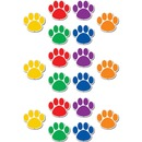 Teacher Created Resources Paw Prints Magnetic Accents