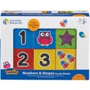 Learning Resources Numbers Puzzle Blocks