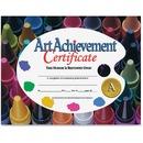 Flipside Art Achievement Certificate