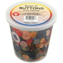 Hygloss Bucket 'O Buttons