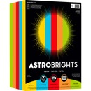 "Astrobrights Color Paper - ""Everyday"" 5-Color Assortment"