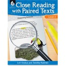 Shell Education Close Reading Level 2 Guide Education Printed Book by Lori Oczkus, M.A, Timothy Rasinski, Ph.D.