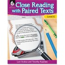 Shell Education Close Reading Level K Guide Education Printed Book by Lori Oczkus, M.A, Timothy Rasinski, Ph.D.