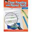 Shell Education Close Reading Level 1 Guide Education Printed Book by Lori Oczkus, M.A, Timothy Rasinski, Ph.D.