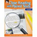 Shell Education Close Reading Level 3 Guide Education Printed Book by Lori Oczkus, M.A, Timothy Rasinski, Ph.D.