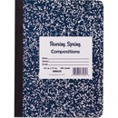Roaring Spring Blue Marble Composition Book